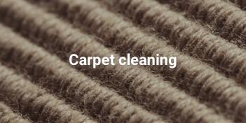 Carpet cleaning in Dubai