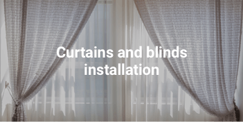 Curtains and blinds installation in Abu Dhabi