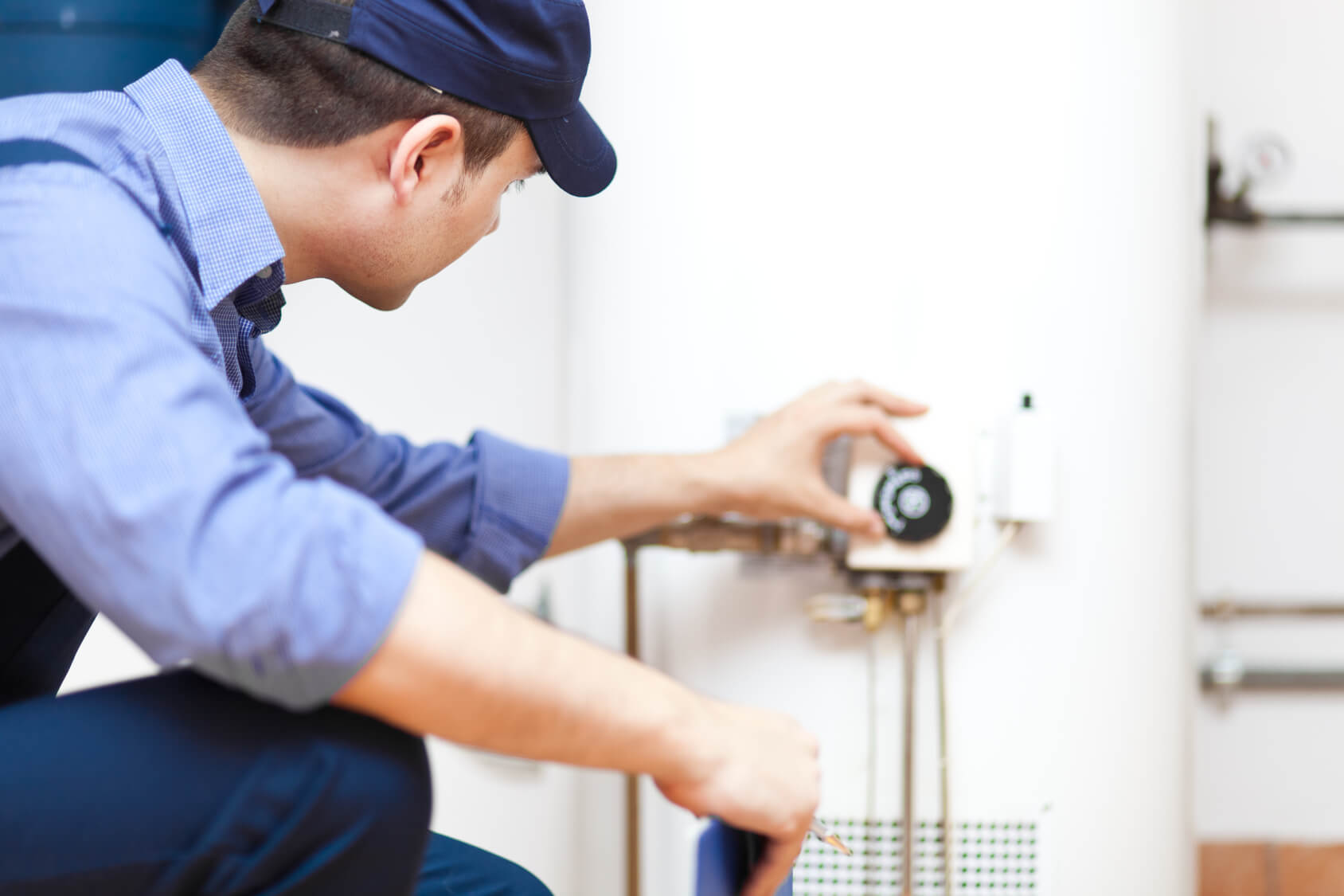 when to buy a new water heater