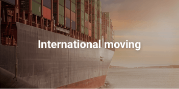 International moving