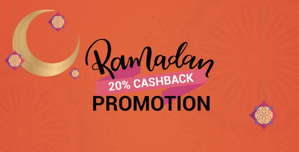 Ramadan Cashback
