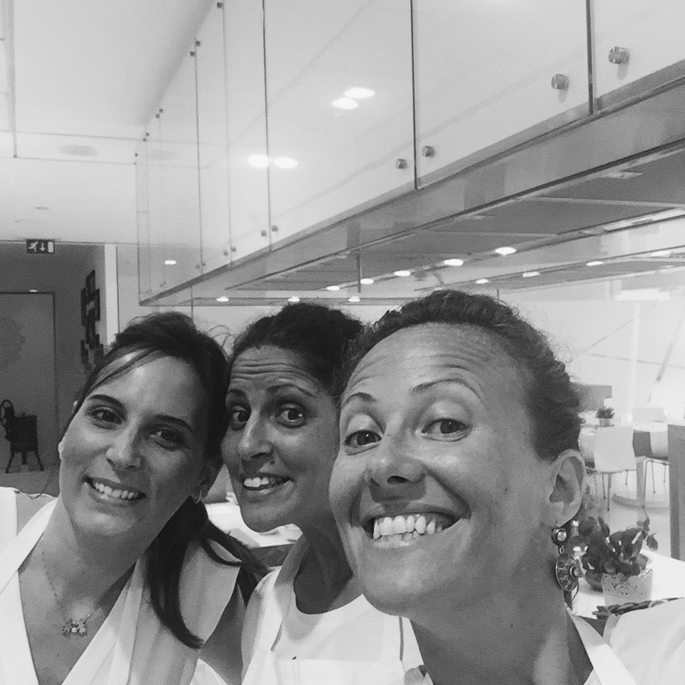All smiles for the Cooking@home team