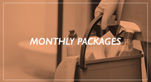 Monthly Cleaning Packages