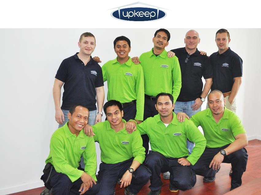 UpKeep Team