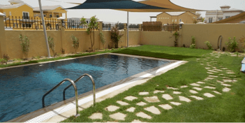 Swimming pool maintenance Abu Dhabi
