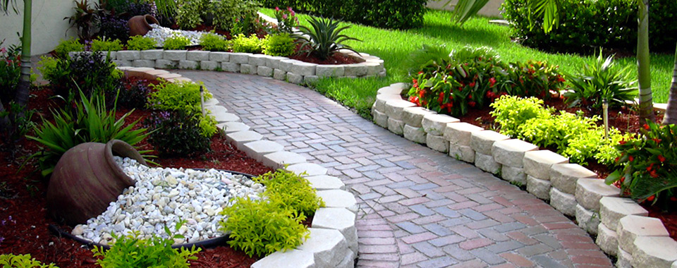 Amazing Landscaping Ideas To Improve Maintain Your Yard Custom Florida Garden Design