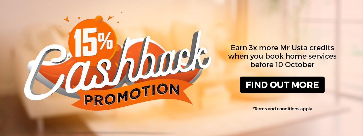 cashback insurance promotion