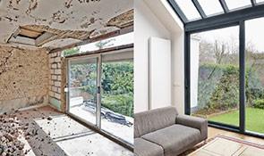 Partial Home Renovation